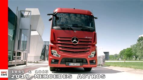 mercedes actros   truck youtube