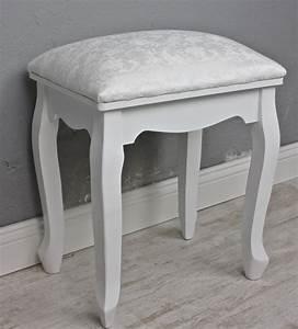 Gartenschrank Holz Weiß : hocker schemel wei holz ~ Michelbontemps.com Haus und Dekorationen