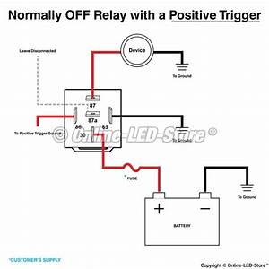 12 Volt Relay Wiring Diagram 5 Pole