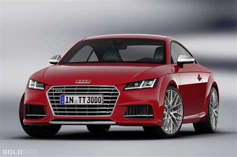 2018 Audi Tts Coupe Images Pictures And Videos