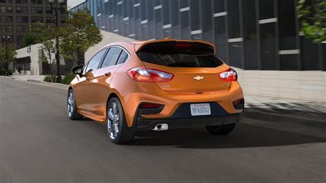 2016 Chevy Cruze L by The Chevy Cruze Hatchback Arrives In The Us This Fall