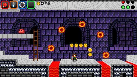 Another Castle (Wii U eShop) Screenshots
