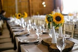 Pendelleuchte Für Langen Tisch : tischdeko mit sonnenblumen ber 50 sonnige vorschl ge ~ Michelbontemps.com Haus und Dekorationen