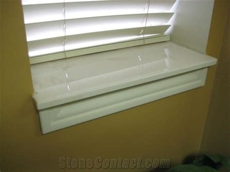 Window Sill Prices by White Marble Window Sill Quality From China