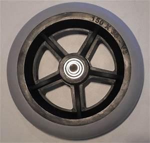 Fauteuil Roulant Electrique 6 Roues : achat roue avant 6 pouces invacare bandage lisse fauteuil roulant ~ Voncanada.com Idées de Décoration