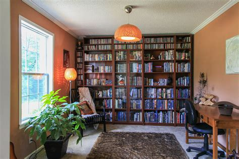 15 The Best Whole Wall Bookshelves