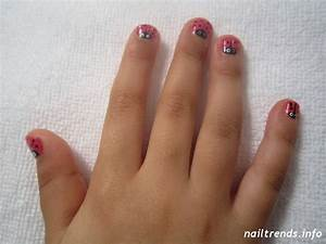 cool easy toenail designs for kids nail designs for kids ...