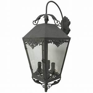 Lanterne Deco Interieur : style ancienne lanterne electrique murale fer d 39 e lanterne d 39 ~ Teatrodelosmanantiales.com Idées de Décoration