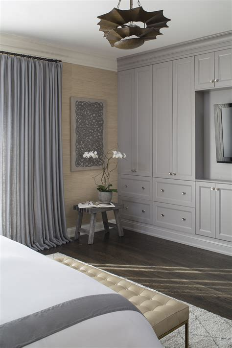 Modern Bedroom Cabinets by A Modern Tailored Home By Wendy Labrum La Dolce Vita