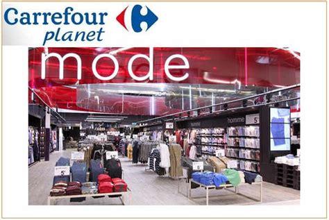 le bureau labege carrefour mise sur concept textile dans 18 magasins