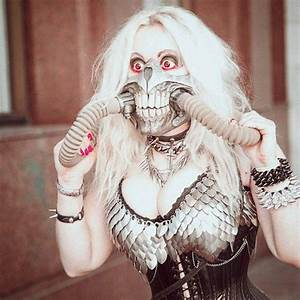 Cosplay: This Rule 63 Immortan Joe is anything but ...