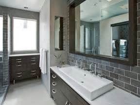 bathroom backsplashes ideas choosing a bathroom backsplash hgtv