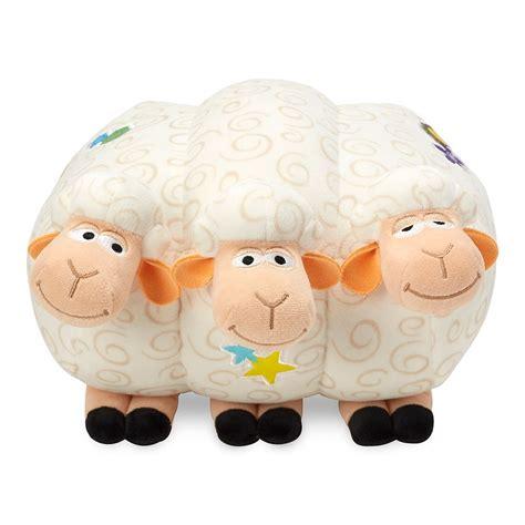 billy goat  gruff plush toy story  medium