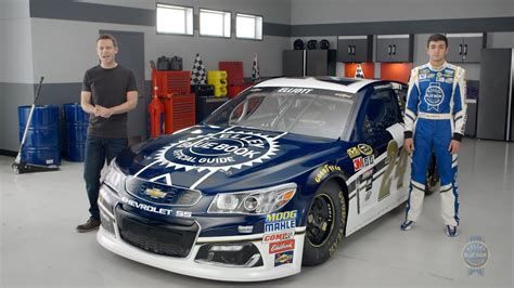 Kelley Blue Book Reviews Chase Elliott's No 24 Car Youtube