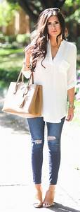 15 casual summer outfits for women to wear all day - Page ...