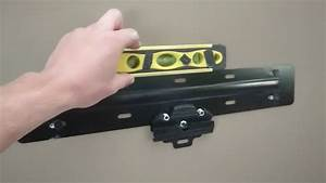 HOW TO INSTALL SAMSUNG QLED NO GAP WALL MOUNT WMN M10E