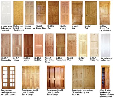 types of doors where to get interior doors interior exterior doors design