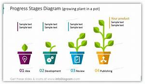 Business Growth Process Stages Diagram - Blog