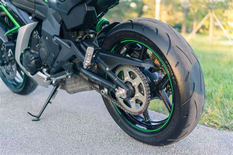 Motorcycle Chain Maintenance