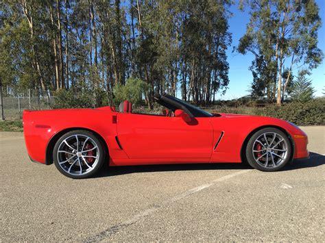 fs  torch red  convertible corvetteforum