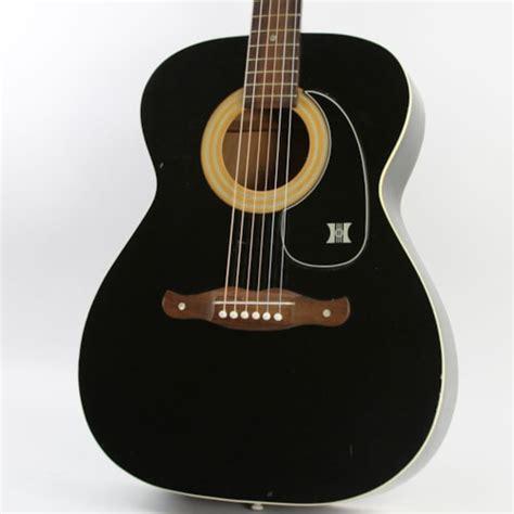 1970 Harmony H164 Sovereign Black > Guitars Acoustic ...