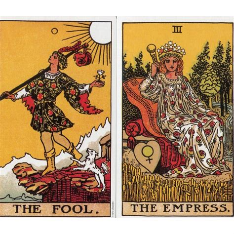 The pictorial images on all the cards allow interpretations without the need to repeatedly consult explanatory text. Original Rider Waite Tarot Cards | Holisticshop.co.uk