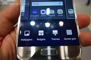 3 Ways to launch Galaxy S7 Home Screen Settings