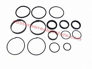 Jerr Dan Hydraulic Cylinder Seal Kit  For Cylinders With 4