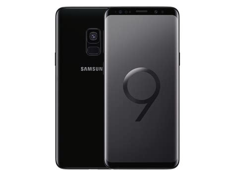 samsung galaxy s9 schwarz samsung galaxy s9 64 gb schwarz kaufen im