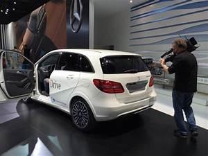 Mercedes Classe B Electrique : mercedes b electric drive premier monospace compact lectrique ~ Medecine-chirurgie-esthetiques.com Avis de Voitures