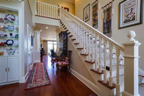traditional staircase   grand foyer httpwww
