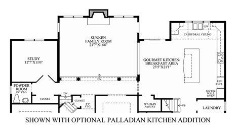 kitchen addition floor plans kitchen addition floor plans wood floors 4967