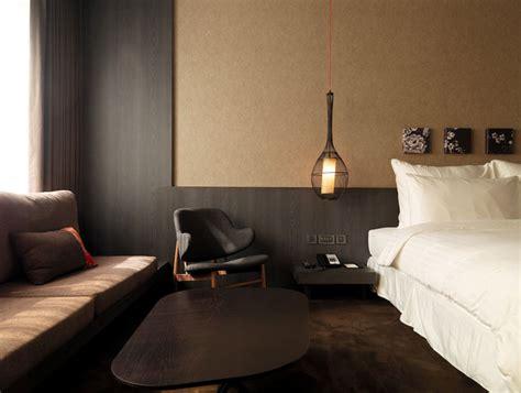 contemporary classic hotel interior interiorzine