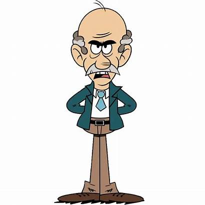 Huggins Principal Wilbur Loud Characters Wikia Nickelodeon