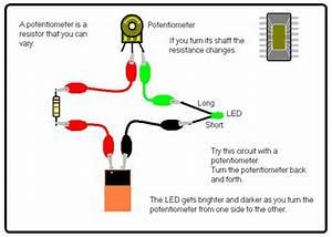 Variable Resistor Wiring