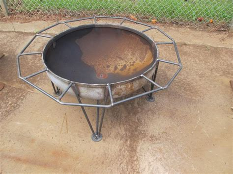 pit made from propane tank propane tank pits dop designs