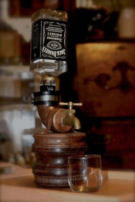 walnut liquor dispenser liquor dispenser whiskey