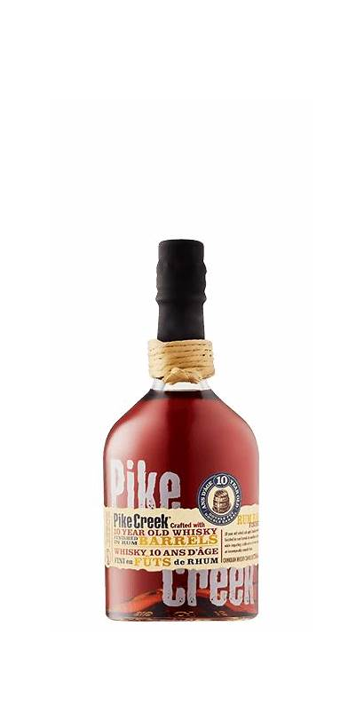 Barrel Finished Pike Creek Crown Royal Rum