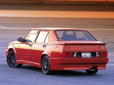 10w60 1987 Alfa Romeo Milano's Photo Gallery At Cardomain