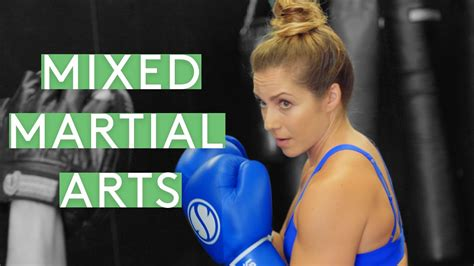 learning mixed martial arts   woman   badass
