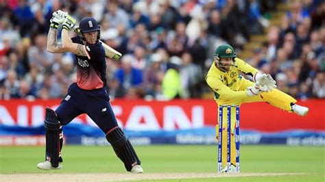 England vs Australia Cricket