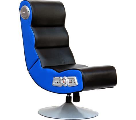 buy x rocker wireless gaming chair black blue