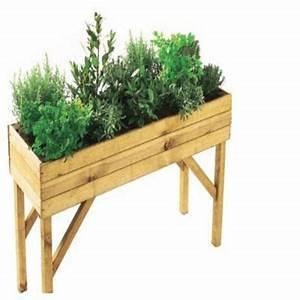 Jardinière En Hauteur : serre pot de fleurs bac jardini re et carr potager ~ Nature-et-papiers.com Idées de Décoration
