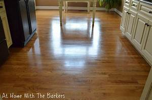 how to get your floors to shine at home with the barkers With lustrer parquet
