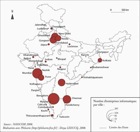 activit des si ges sociaux la diffusion spatiale de l informatique en inde