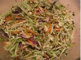 Asian slaw dressing recipe