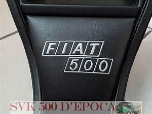 Svk 500 D U0026 39 Epoca Vendita Online Kit Mobiletto Fiat 500 Epoca  Cuffie Leva Cambio E Freno A Mano