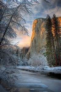 El Capitan Yosemite National Park California