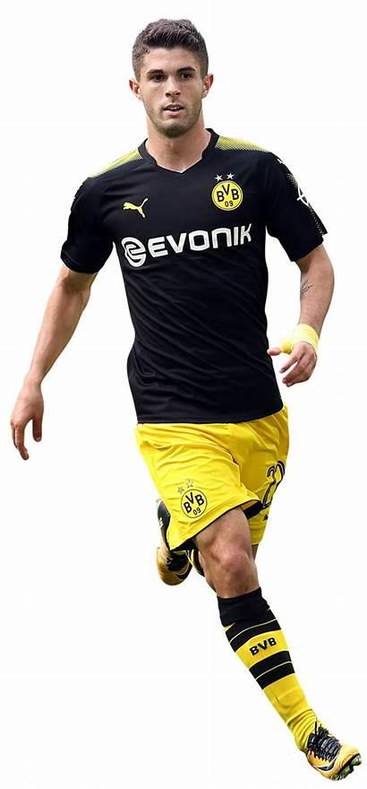Pulisic Christian Render Szwejzi Footyrenders Football Deviantart