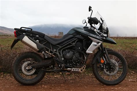 Triumph Tiger 800 Picture by Review Impressions Of The 2018 Triumph Tiger 800 Xc